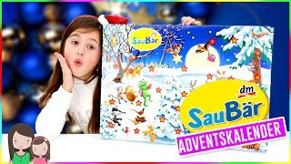 Der neue SAUBÄR Advents Kalender wird geplündert 🤩 Alles Ava