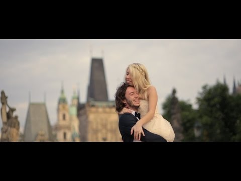 Julia & Bohdan - Love in Prague