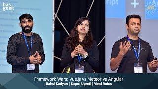 Framework wars: choosing Vue.js