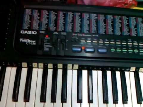 casio ct 636