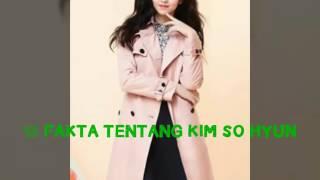 Video FAKTA KIM SO HYUN download MP3, 3GP, MP4, WEBM, AVI, FLV Juli 2018