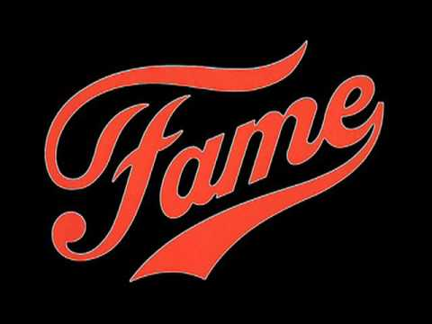 Irene Cara -  Fame  --  HQ Audio -- LYRICS