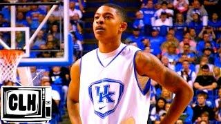 Tyler Ulis Ready to Make an Impact at Kentucky   2014-2015 Kentucky Basketball