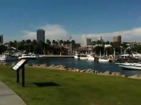 Long Beach 360 view lighthouse