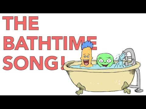 Babbatoons presents: The Bathtime Song!