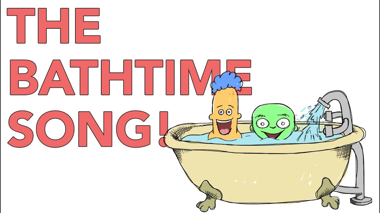 Babbatoons presents: The Bathtime Song! - YouTube