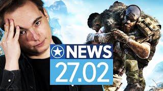 Ubisoft verschiebt Rettung von Breakpoint im letzten Moment - News