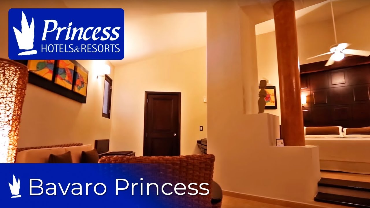 Hotel Bavaro Princess Bungalow Suite Room Youtube