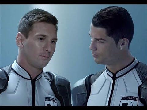 OMG!! | CRISTIANO RONALDO & LIONEL MESSI in the same...