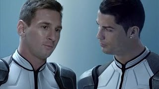 OMG!! | CRISTIANO RONALDO & LIONEL MESSI in the same Team! | FULL MOVIE! | HD thumbnail