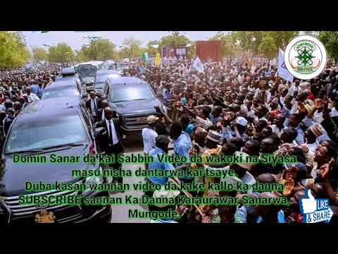 Sabuwar wakar Da Aka ci mutuncin baba Buhari(New song). thumbnail