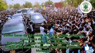 Sabuwar wakar Da Aka ci mutuncin baba Buhari(New song).