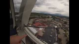 The Great Smoky Mountain Wheel-The Island in Pigeon Forge