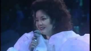 テレサ・テンが歌う中島みゆきメロディ。 83年広東語アルバム「漫步人生...