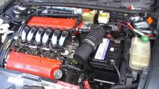 Alfa 156 2.5  V6 24s prepared engine First start (préparation moteur)