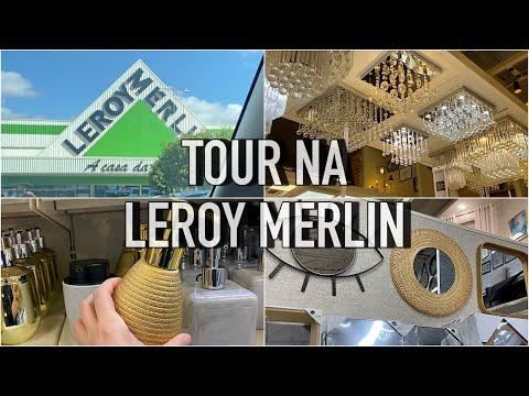 TOUR NA LEROY MERLIN - PROMOÇÕES E NOVIDADES