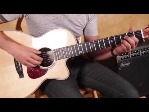 Led Zeppelin - Going to California - Pt 1 - How to Play on Guitar - Acoustic Fingerstyle