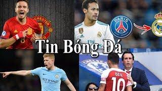 Tin bóng đá | Chuyển nhượng | 14/09/2018 : Pogba ra đi, MU mua Saul Niguez, Real mua bom tấn Neymar