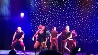 Unbelievably good Hip Hop Salsa fusion performance