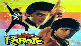 Молодой Митхун Чакраборти в фильме-Каратэ/Karate (1983г)