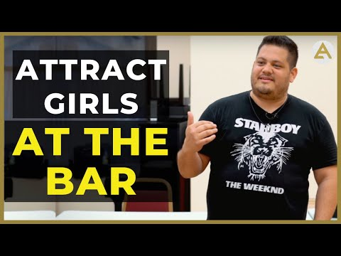 How to Pick Up Girls at a Bar (The 2 Keys To Mastering Nightgame)
