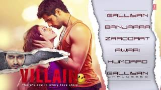ek-villain-full-songs-jukebox-ankit-tiwari-sidharth-malhotra-2014