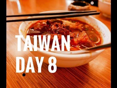 TAIWAN // Day 8 Taipei // TAIPEI 101, Chiang Kai-shek Memorial, Beef Noodle Soup