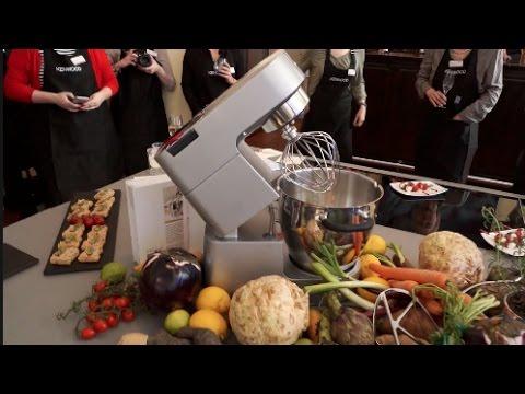 Vorgestellt Bei Kuchenparty Die Neue Kenwood Cooking Chef Gourmet