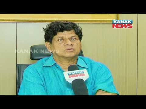 Reaction of Soumya Ranjan Patnaik After Meeting CM Naveen Patnaik