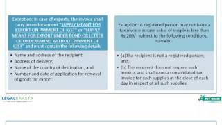 Debit and Credit Note Under GST