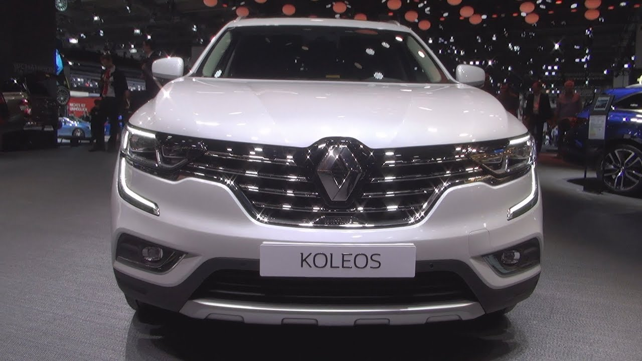 renault koleos initiale paris energy dci 175 4wd x tronic 2018 exterior and interior youtube. Black Bedroom Furniture Sets. Home Design Ideas