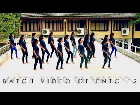 Official Batch Video - E Nite 2016 - ENTC'12 Batch - University of Moratuwa