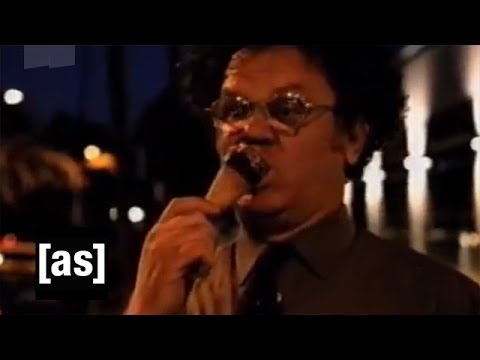 Dark Night of the Steve | Check It Out! With Dr. Steve Brule | Adult Swim
