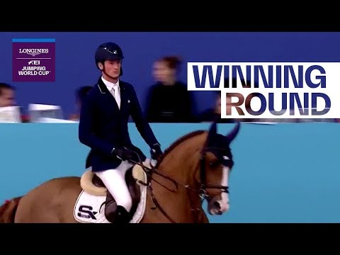 Daniel Deusser & Tobago Z leap to the top spot in Madrid (ESP) | Longines FEI Jumping World Cup™