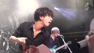 ONE OK ROCK - clock strikes live in london concert 2013 fancam
