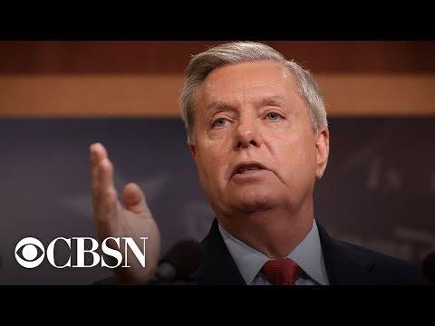 Live: Senator Lindsey Graham holds press conference