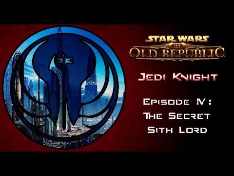 Star Wars: The Old Republic - JEDI KNIGHT [Dark Side] - Episode 4: The Secret Sith Lord