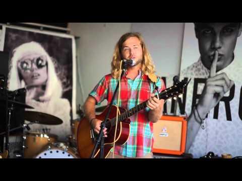 Griffen on guitar