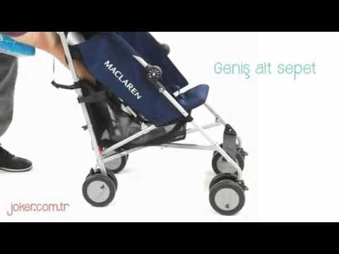 e38f1d04944 Лятна количка Maclaren Triumph - YouTube