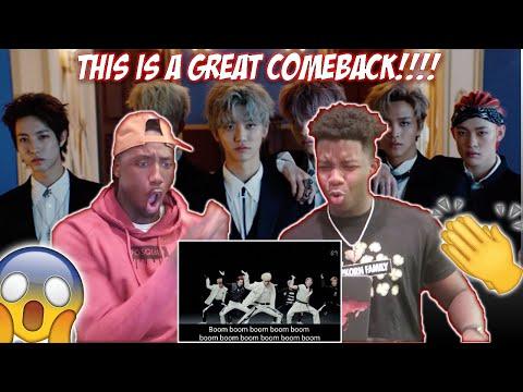 NCT DREAM 엔시티 드림 'BOOM' MV (REACTION)