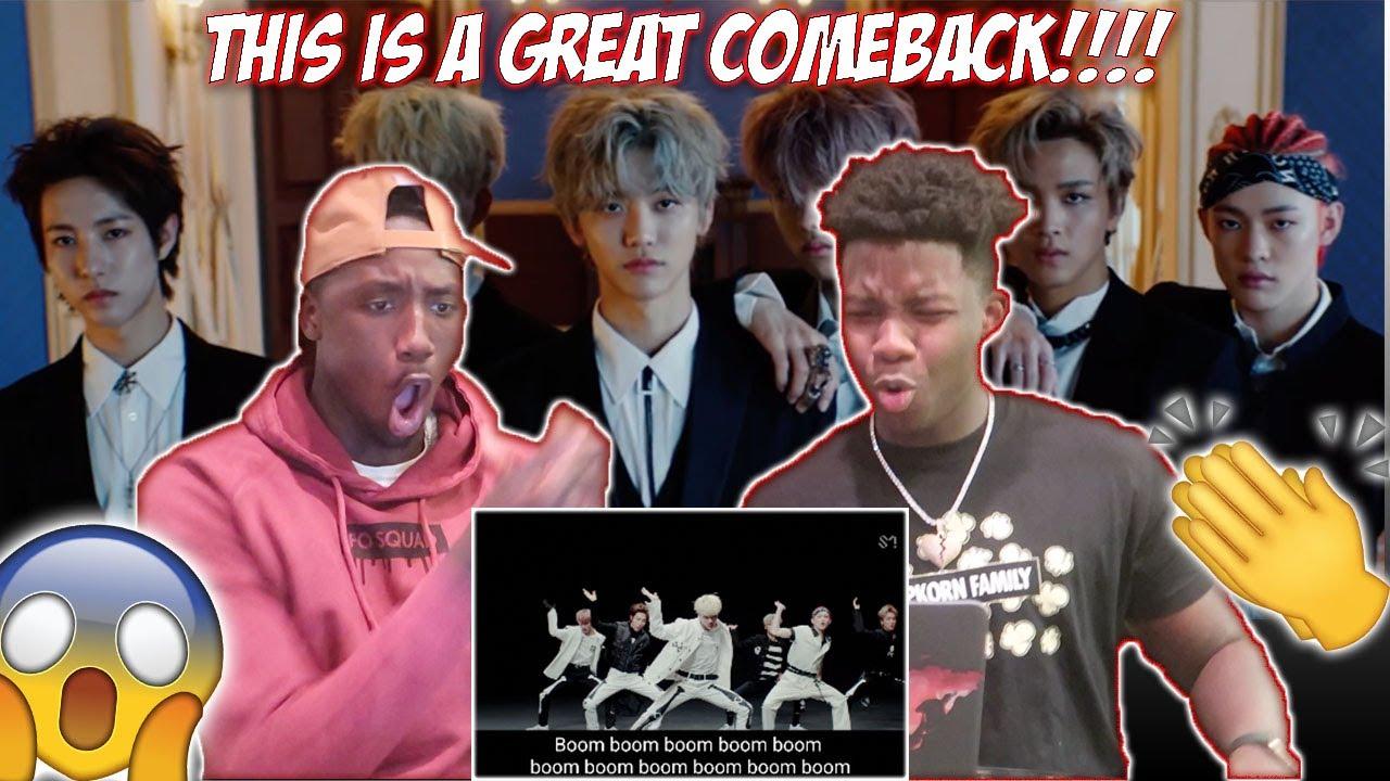 Download NCT DREAM 엔시티 드림 'BOOM' MV (REACTION)