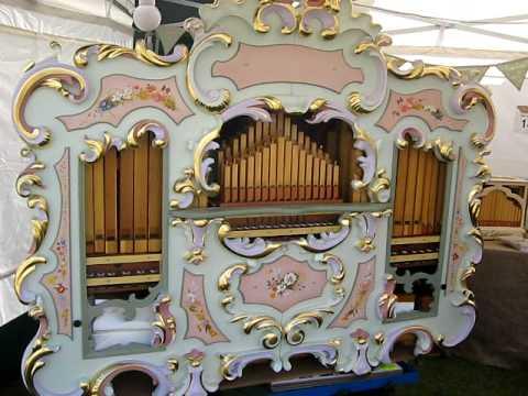 Alan Pell Street Organ