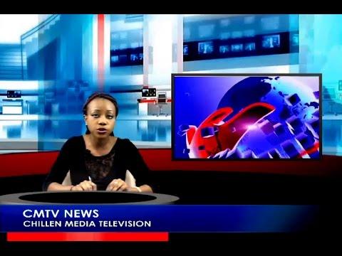 CMTV News 08 Dec 2016 ( Strike in Cameroon)