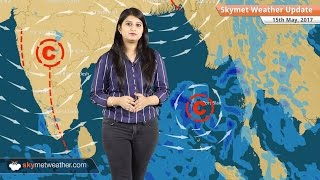 Video Weather Forecast for May 15: Monsoon 2017 makes early onset over Andaman and Nicobar islands download MP3, 3GP, MP4, WEBM, AVI, FLV September 2017