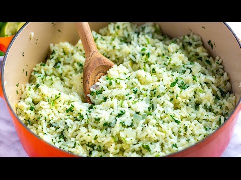 how-to-make-perfect-cilantro-lime-rice