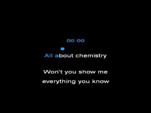 Chemistry (karaoke) - in the style of Semisonic