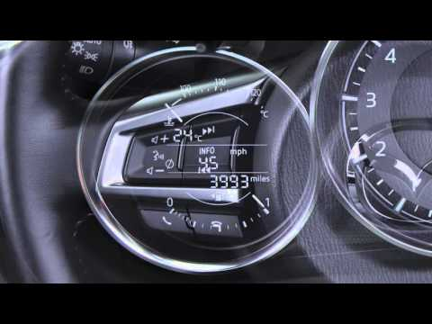 Mazda Instrument Panel