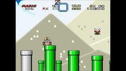 Super Mario World - Spezialwelt - Exzeptionell