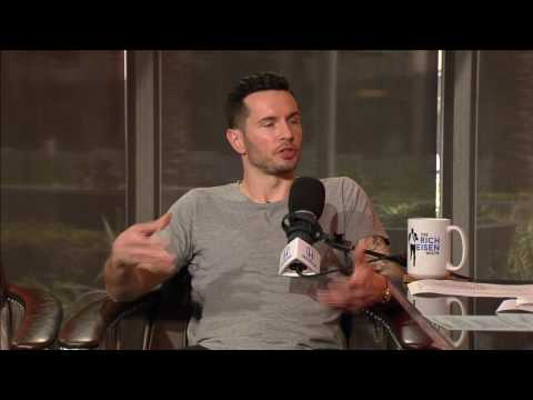 LA Clippers JJ Redick Talks Steve Balmer, Clippers & More - 3/17/17
