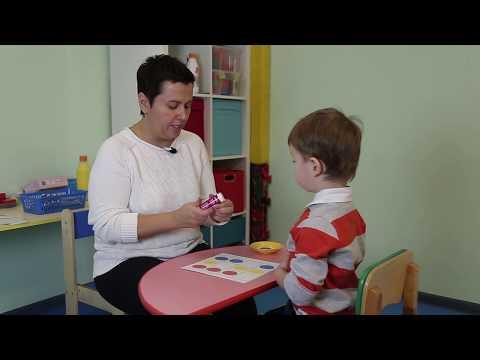 Занятие для детей 2-3 лет №15   Онлайн детский клуб «Лас-Мамас»